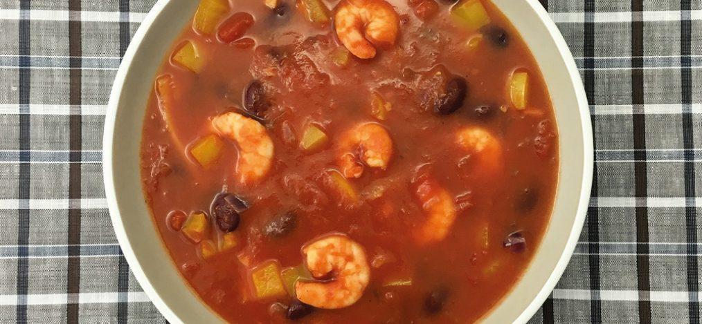 Chili con Shrimps