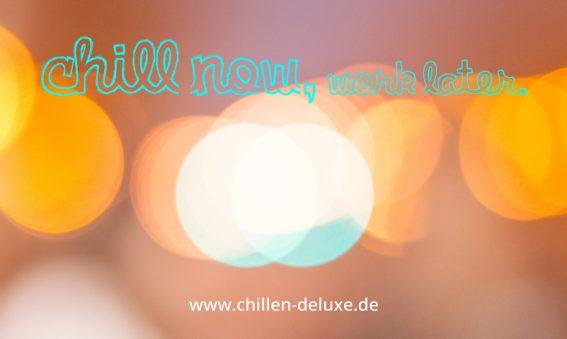 Postkarte: Sonnenreflektionen