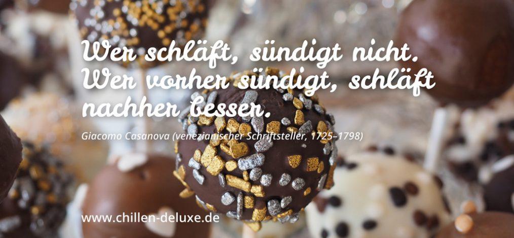 Postkarte: Cakepops